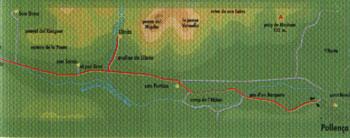 Pollenca Els Molins de Llinars Route