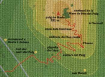 Pollenca Puig de Maria Route