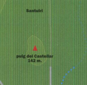 Formentor Puig de Santuiri Route