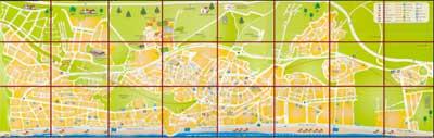 Torremolinos map Torremolinos malaga